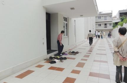 インド廊下